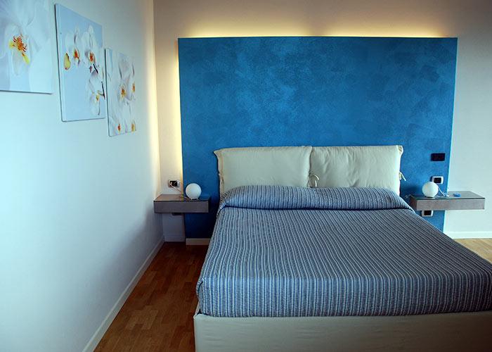 Awesome Camera Da Letto Azzurra Photos - Modern Home Design ...